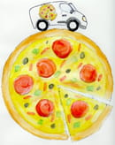 ALLO'OUI PIZZA
