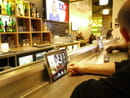 Arrêts de Jeu  - Bar avec iPads -   © Arrêts de Jeu