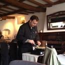 , Restaurant : Auberge du Mouton Blanc
