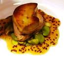 Auberge Napoleon  - veau Limousin foie gras -   © F.Caby
