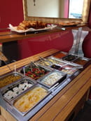 Auberny  - Le buffet du midi en semaine et ven,sam soir -