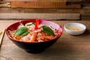 Baosian  - Salade crevettes -