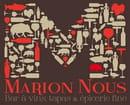 Bar à Vins - Marion Nous
