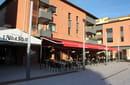 Brasserie de l'Armurier  - La terrasse -   © patrick