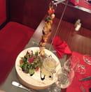 , Plat : Brasserie L'escale  - Potence de poisson -