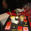 , Entrée : Brasserie La Plage  - Quelques amuse-bouche du nouvel an ... -