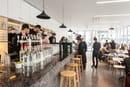 Café Fluctuat Nec Mergitur  - Café Fluctuat Nec Mergitur - intérieur -   © Pierre Tabouret