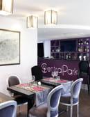 Central Park  - Salle de restaurant  -