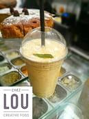 Chez Lou  - Chez Lou propose des smoothies réalisés à la minute à base de produits bio -