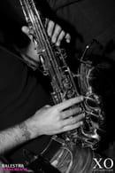 Club XO  - Saxophoniste le jeudi -   © Balestra Événements