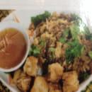 , Plat : Coliseum Bane Thaï  - Bo Bun cha gui (vermicelle au bœuf curry- News) -