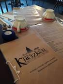 Crêperie du Kreizkêr  - Les menus -   © Laure Le Bras