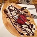 , Dessert : Crêperie Le Be New