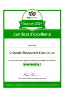 Crêperie-restaurant L'invitation
