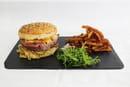 D lys  - Burger et frites maison -   © Restaurant D lys