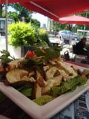Déjeuner sur l'Erdre  - Plat du jour d'été -   © déjeuner sur l'erdre