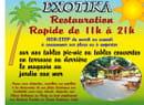 Exotika  - Restauration Rapide -   © Exotika