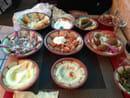 , Plat : Falafel byblos