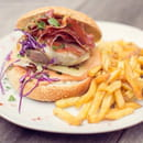 Feeling  - burger basque -