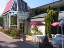 Hôtel -Restaurant  des Deux Sapins en vallée d 'eure
