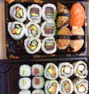 , Plat : I Love Sushi