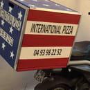 , Restaurant : Internationale Pizza