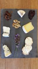 Jean 2  - Grande ardoise de fromages -