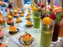 Justine  - Buffet déjeuner -   © restaurant Justine