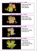 Kinoko Sushi  - Menu page 7 -