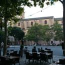 , Restaurant : L'Ardoise  - Terrasse  -