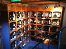 L'Atelier Nieuport  - Cave à vin -   © Daphné
