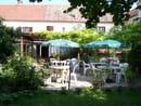 L'Auberge de Chaussin  - vue du restaurant -