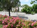 L'Escoffine  - restaurant l'Escoffine groupes avec espaces verts en Drôme des Collines vers Romans sur Isère -