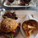 , Plat : L' Essentiel  - Burger maison -