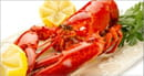 La Barcarola  - le homard  frais -   © Stefano Mariani