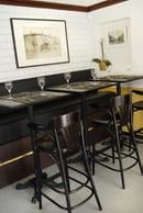 La belle histoire  - salle bistrot -   © David Nakache