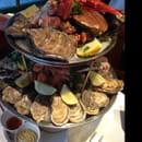 , Plat : La Brasserie du Sillon  - Plateau de fruits de mer -