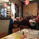 , Restaurant : La Cantine des Grands  - Un petit coin de table -