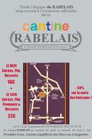 La Cantine Rabelais