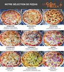 La Crise Pizza  - pizzas -