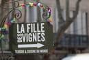 LA FILLE DES VIGNES