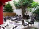 , Restaurant : La Licorne  - Nouvelle Terrasse -