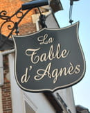 La Table d'Agnès