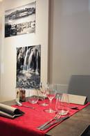 La Table de Gustave  - Intérieur du restaurant -