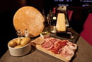 La Table de Savoie et la Table de Bretagne  - L'incontournable Raclette Savoyarde -