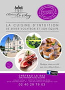 La Table des Chefs - Château Le Saz
