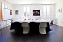 La Table Saint Crescent  - Salon privé de l'étage - organisation de réunions et séminaires -   © Marie France Nélaton