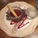 , Dessert : La Tablée  - Mousse chocolat maison  -