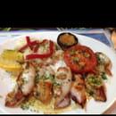 , Restaurant : La taverne du troll  - Calamar à la plancha -