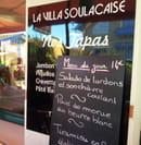, Restaurant : La villa Soulacaise
